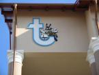 Polisztirol oszlopfők, polisztirol logó