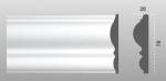 B-10 Beltéri polisztirol díszléc, szegőléc